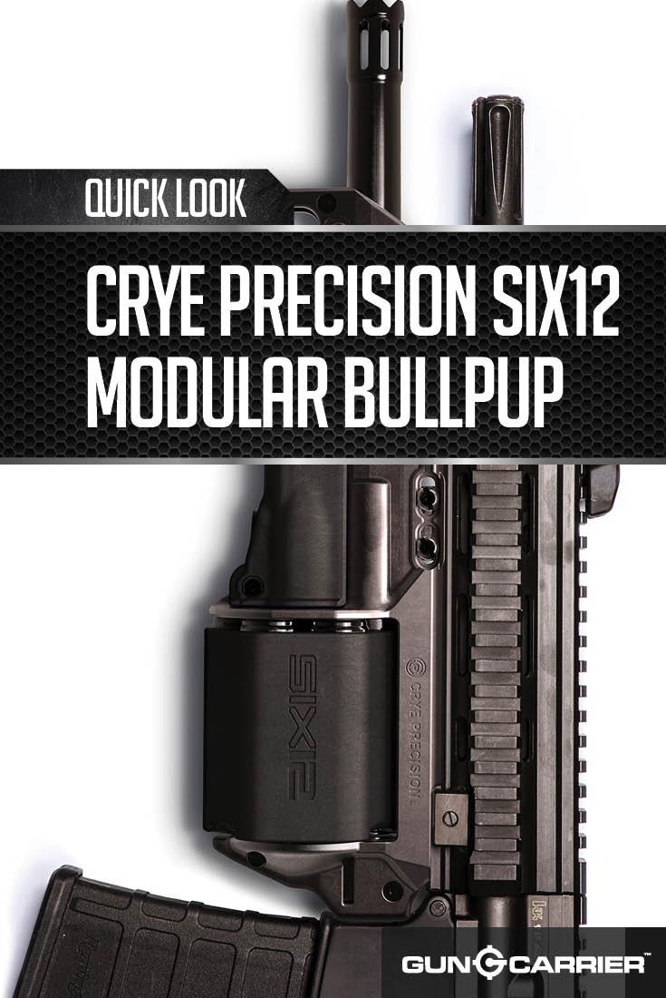 crye precision six12