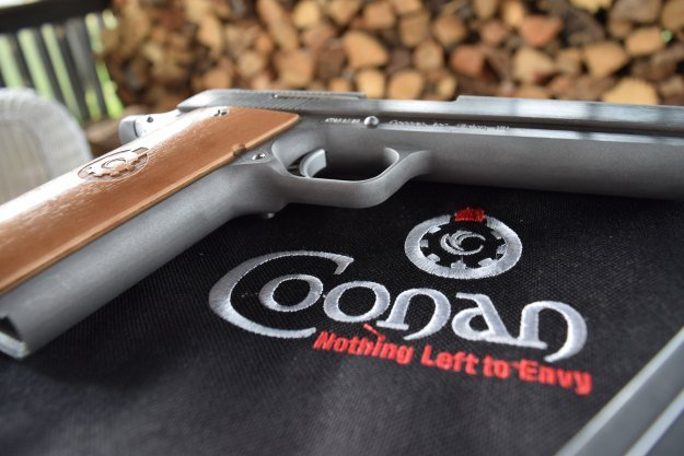 Gun Price | Gun Review: Coonan Classic 1911 In .357 Magnum
