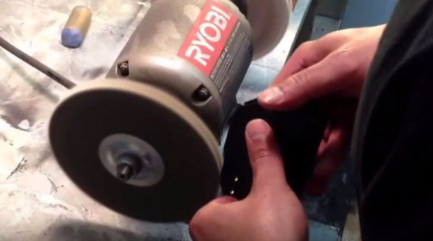 Polish and Shine   The Making Of A Custom Holster