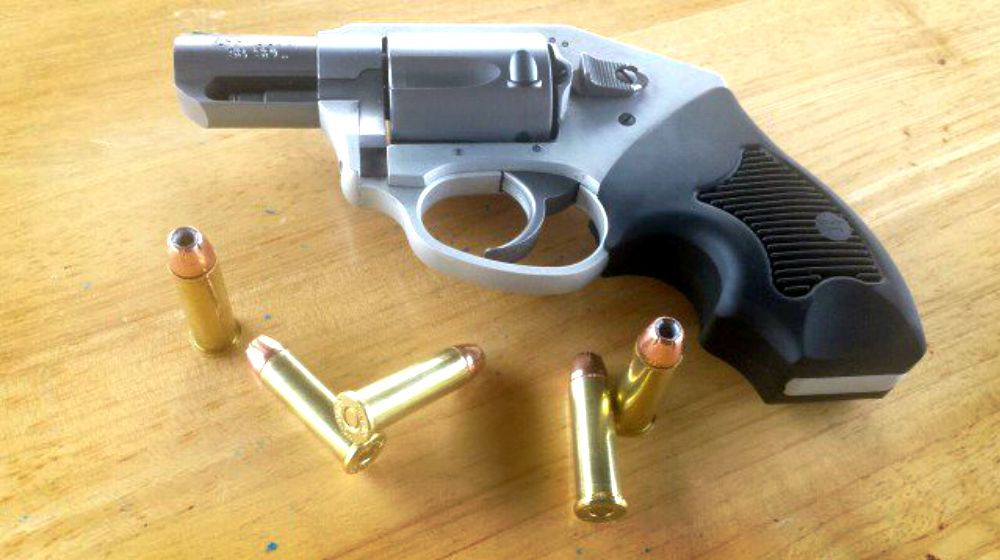 Feature   Gun Review: Charter Arms Off Duty .38 Special   charter arms off duty