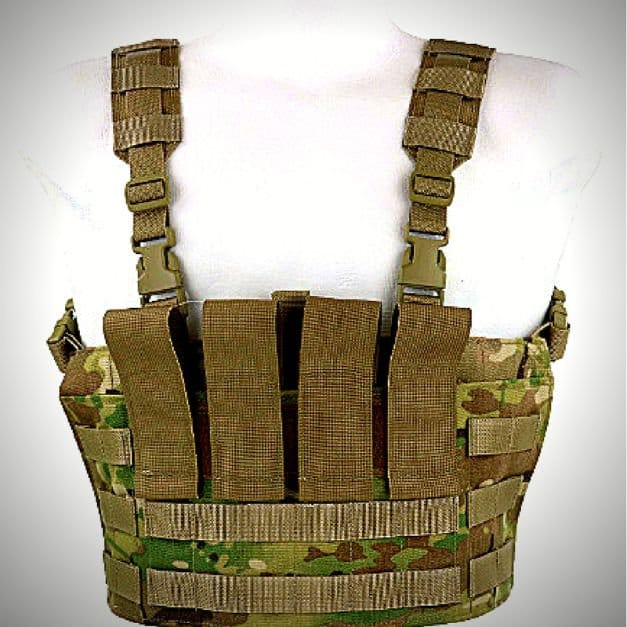 PCC Chest Rig | Pistol Caliber Carbine And The PCC Chest Rig Beez Combat Systems