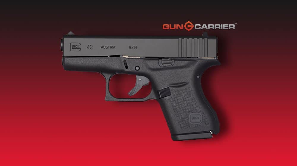 Feature   Is the Glock 43 the Must Have Handgun?   glock 43 frame