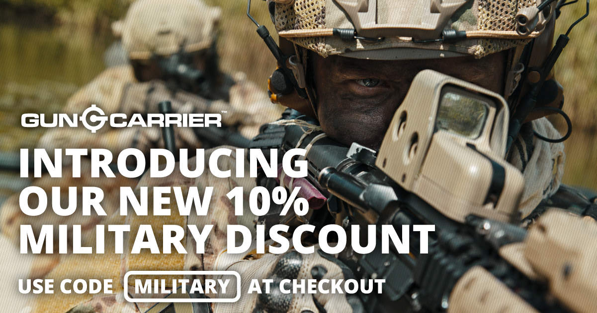 Military Discount Coupon Code