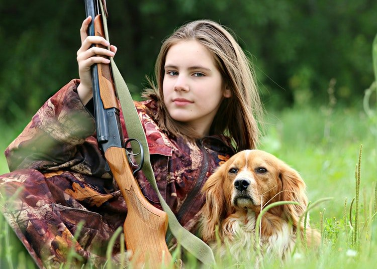 Hunting Portraits School Shooting Culture