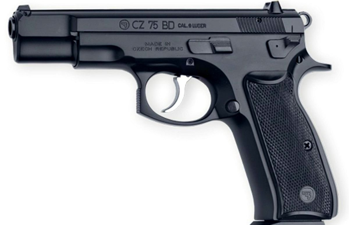 CZ 75 handgun | Best 9mm Handguns For Women