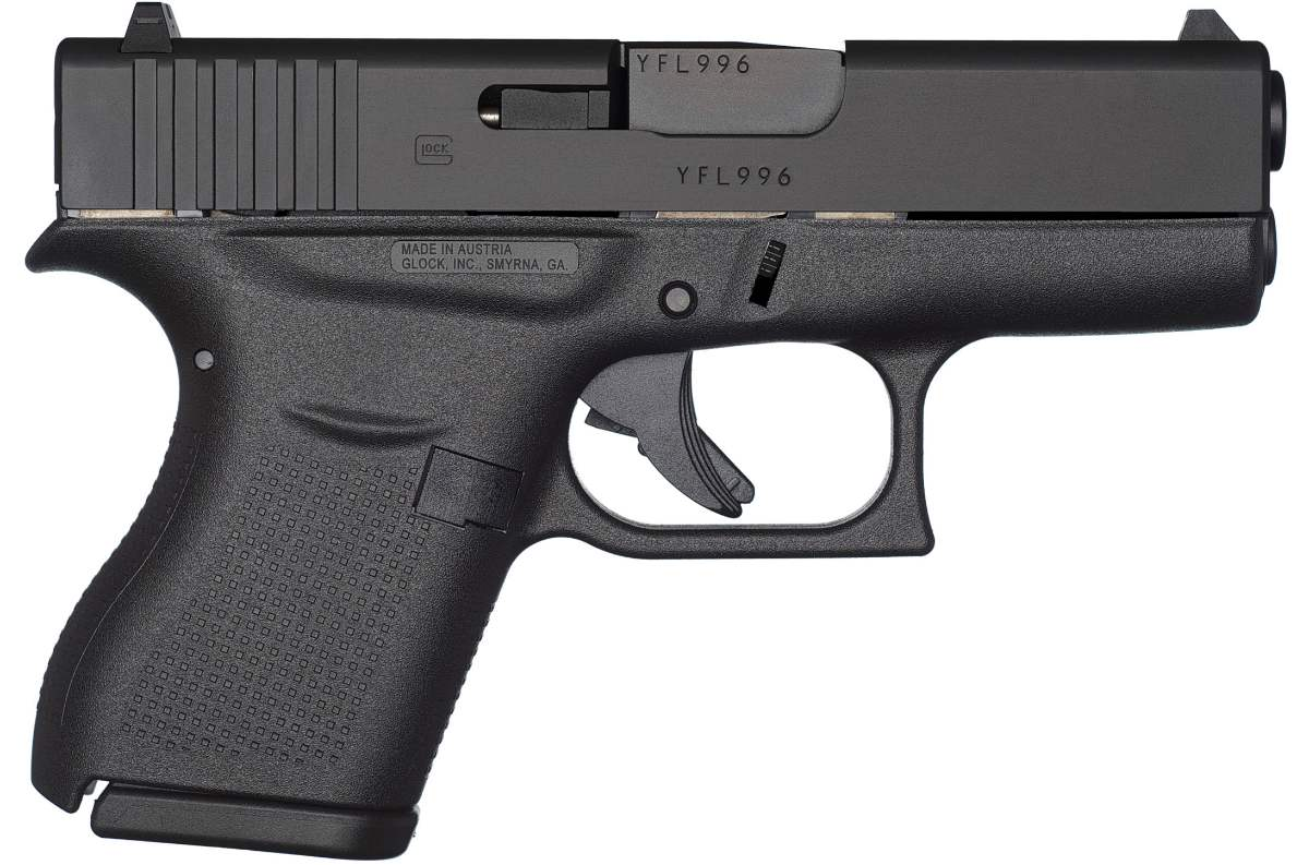 Glock 43 handgun | Best 9mm Handguns For Women