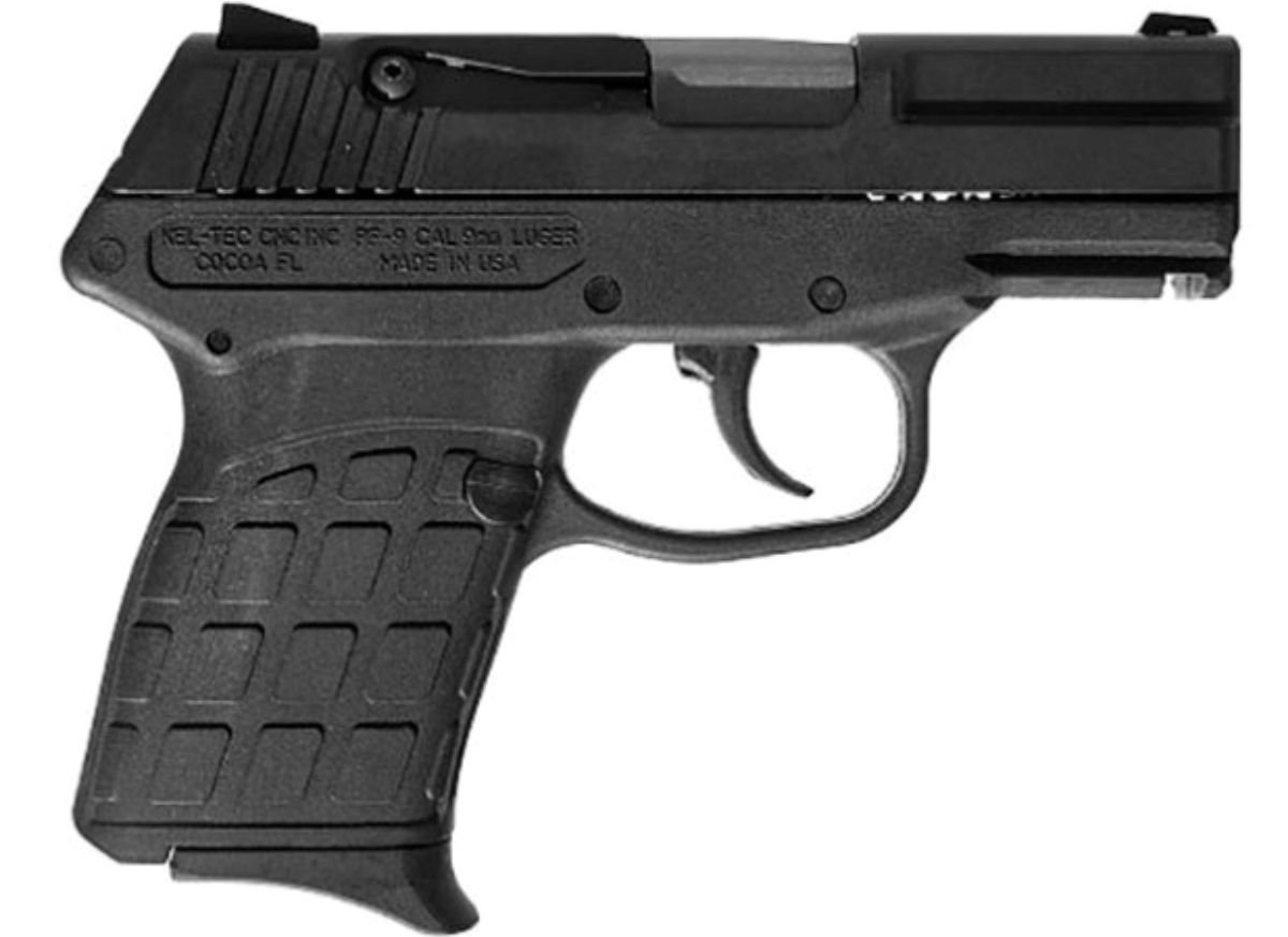 Kel-Tec PF-9 handgun | Best 9mm Handguns For Women