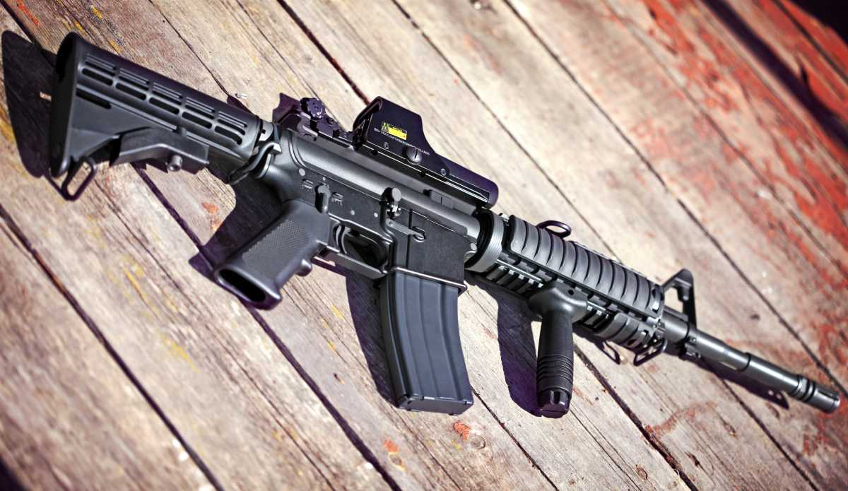 AR-15 Basics: A Guide To The AR-15 Platform | Gun Carrier