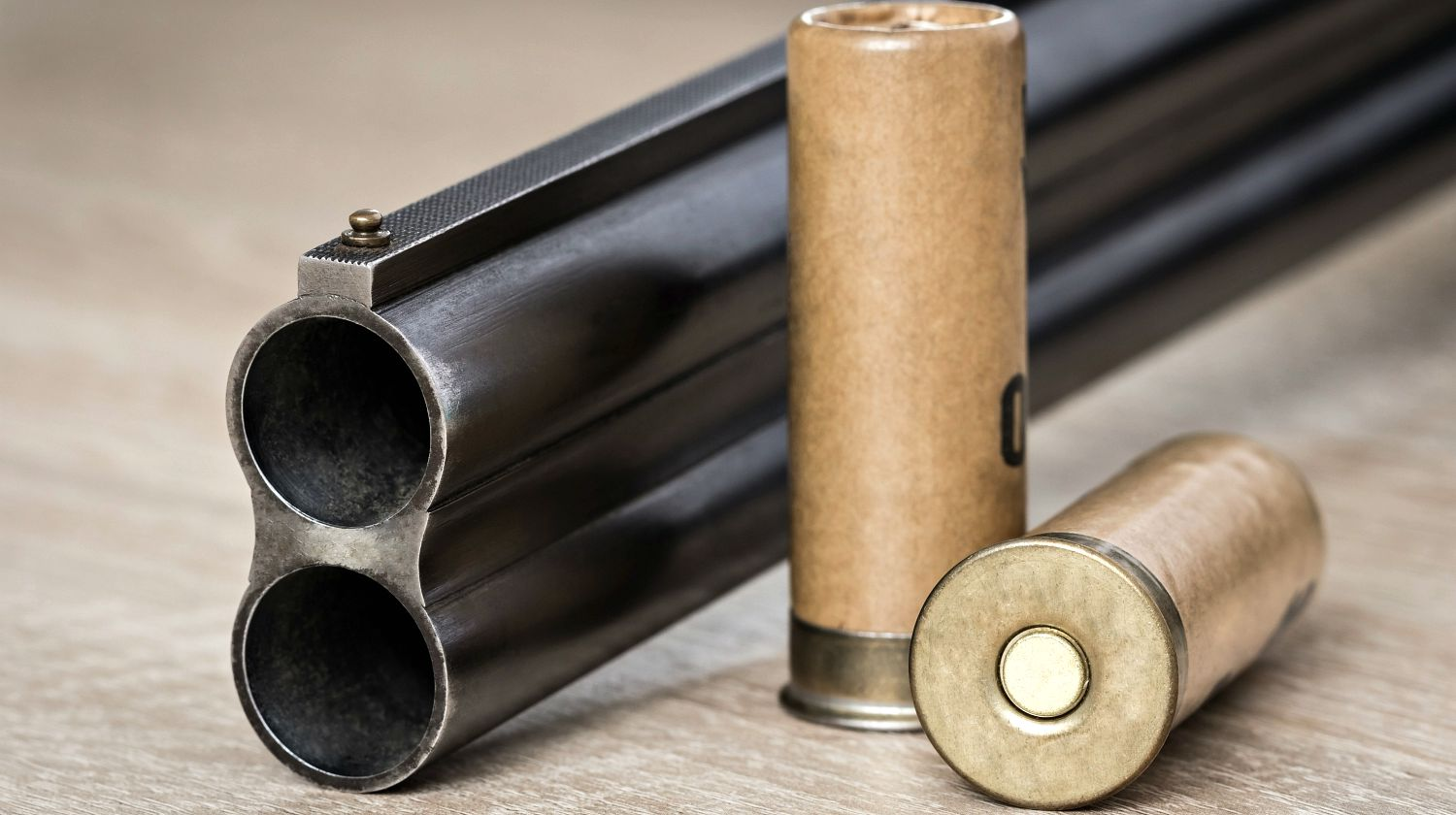 Feature | Barrel shotgun with two bullets | How To Make Your Own Black Pipe Shotgun (Hypothetically)