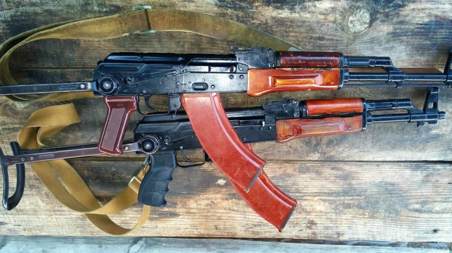 Feature | AK 47 | Build Your Own Russian-Inspired Alpha AK47 Clone