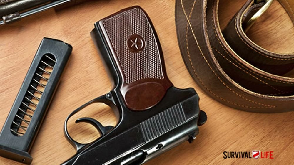 Feature | handgun and a gun belt | The 5 Best Concealed Carry Tips for Responsible Gun Owners | concealed carry laws by state