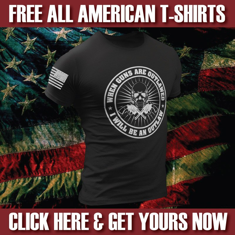 Outlaw Free T-shirt Offer