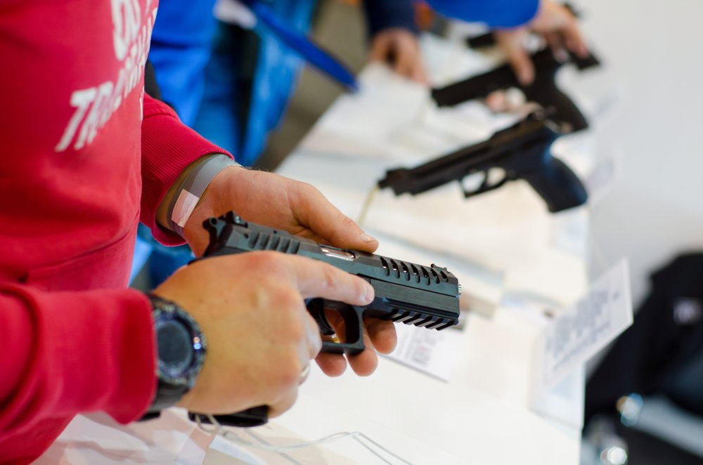 Record BOOM for Gun Sales in the US